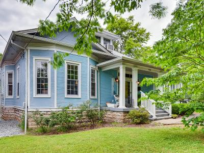 East Nashville Single Family Home For Sale: 416 N 16th St