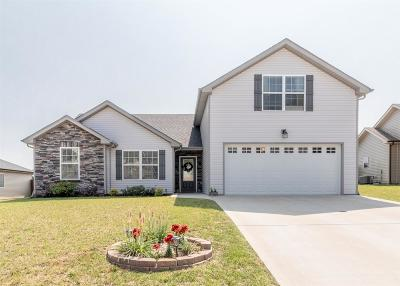 Clarksville Single Family Home For Sale: 1079 Freedom Dr