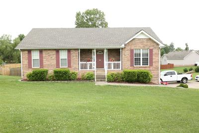 Clarksville Single Family Home For Sale: 3353 Brownsville Road
