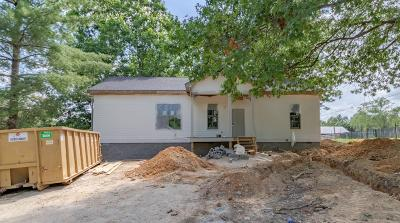 Ashland City Single Family Home Active Under Contract: 2052 Bandy Rd