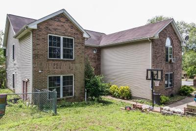 Nashville Single Family Home For Sale: 1822 26th Ave N