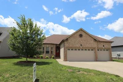 Fields Of Northmeade Single Family Home Active Under Contract: 1490 Cobra Ln