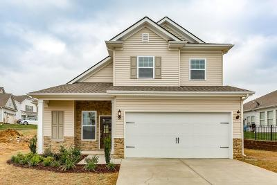 Spring Hill Single Family Home For Sale: 3010 Montrose Ln