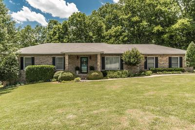 Hendersonville Single Family Home For Sale: 210 Northview Ct