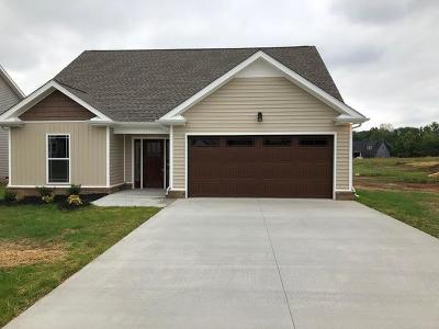 Clarksville Single Family Home For Sale: 1189 Ewing Way (Lot 92)