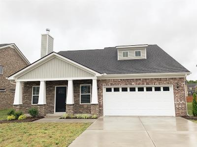 Murfreesboro Single Family Home For Sale: 1009 Selous Dr Lot 3