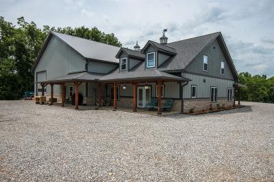 Waverly Single Family Home Active Under Contract: 328 Tennessee Ridge Rd