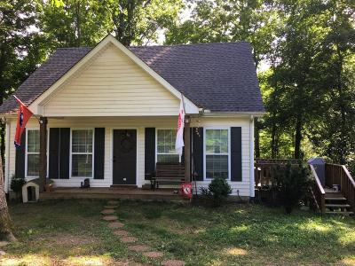 White Bluff TN Single Family Home For Sale: $205,000