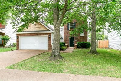 Franklin Single Family Home For Sale: 3121 Winberry Dr