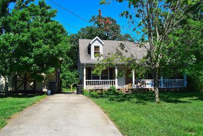 Clarksville Single Family Home For Sale: 3419 Oak Park Dr