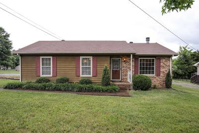 Hendersonville Single Family Home Active Under Contract: 241 Evergreen Cir