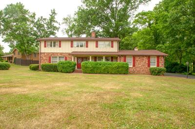Hendersonville Single Family Home For Sale: 190 Cherokee Rd