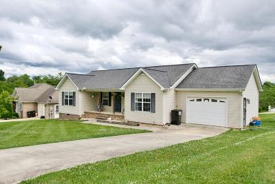 Cookeville Single Family Home For Sale: 3737 Jake Dr