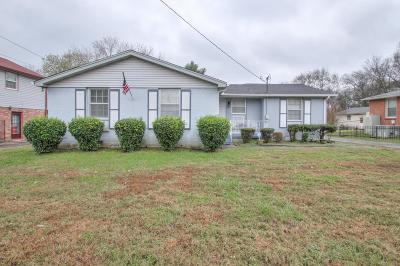 Nashville Single Family Home For Sale: 3013 King's Lane