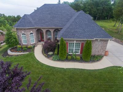 Murfreesboro Single Family Home For Sale: 668 Twin View Dr