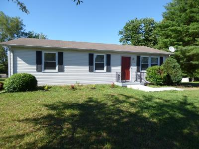 Clarksville Single Family Home For Sale: 2170 Blakemore Dr