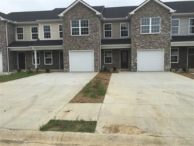 Ashland City Condo/Townhouse For Sale: 2079 Downstream Dr Lt 23