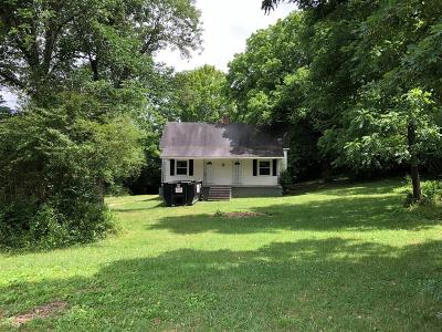 Hendersonville Single Family Home Active Under Contract: 2028 Shell Rd