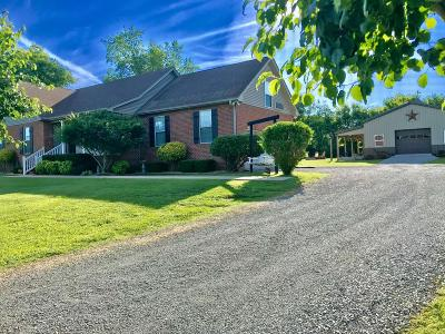 Sumner County Single Family Home For Sale: 1067 Bowling Branch Rd