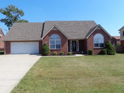 Rutherford County Rental For Rent: 1506 Huddersfield Dr