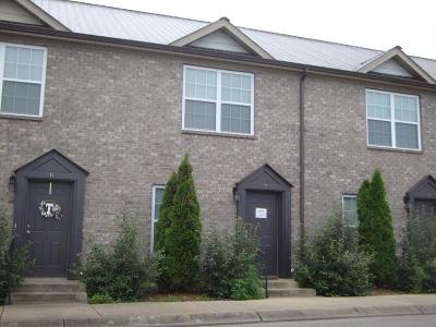 Rutherford County Rental For Rent: 531 Dill Lane, A-7 #A-7