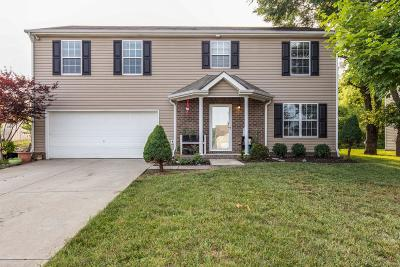 Lebanon Single Family Home Active Under Contract: 1068 Woodall Rd