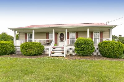 Dickson Single Family Home Active Under Contract: 111 Old Garners Ck Rd