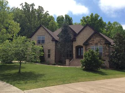 Murfreesboro Single Family Home For Sale: 143 Ridgebend Dr