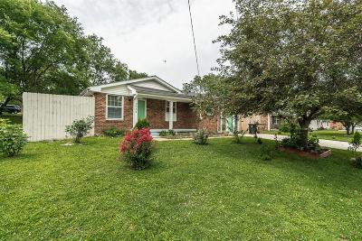 Nashville Single Family Home Active Under Contract: 3057 Boulder Park Dr