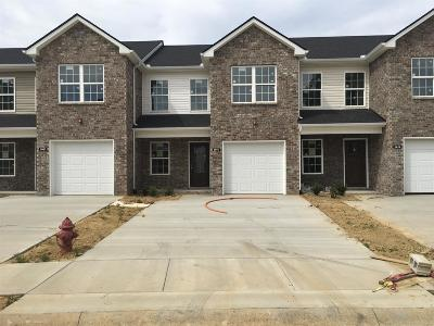Ashland City Condo/Townhouse For Sale: 2071 Downstream Lot 25