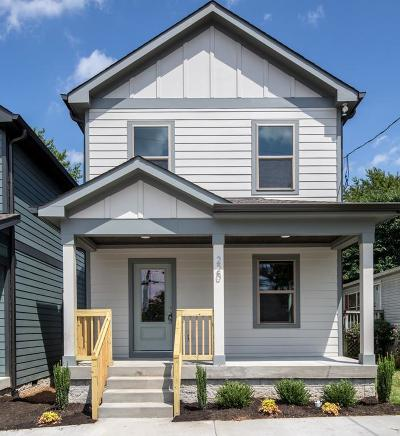 Old Hickory Single Family Home Active Under Contract: 4026 Church Street