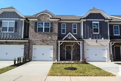 Murfreesboro Single Family Home For Sale: 1705 Lone Jack Lane