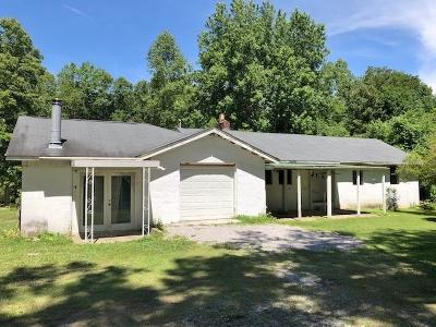 Coalmont Single Family Home Active Under Contract: 295 Carlson Rd