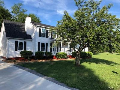 Murfreesboro Single Family Home For Sale: 3028 Settlers Rd
