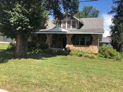 Decherd Single Family Home For Sale: 300 W Broad St