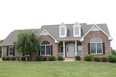 Pleasant View TN Single Family Home For Sale: $324,900