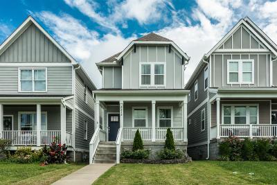 Nashville Single Family Home For Sale: 5312 Kentucky Ave