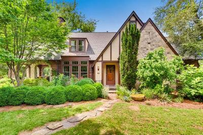 Nashville Single Family Home Active Under Contract: 243 Lauderdale Rd