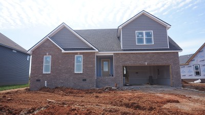 Clarksville Single Family Home For Sale: 466 Autumnwood Farms