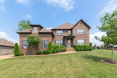 Hendersonville Single Family Home For Sale: 104 Alderwood Dr