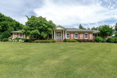 Franklin TN Single Family Home Active Under Contract: $412,900
