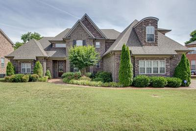 Gallatin Single Family Home For Sale: 1557 Hunt Club Blvd