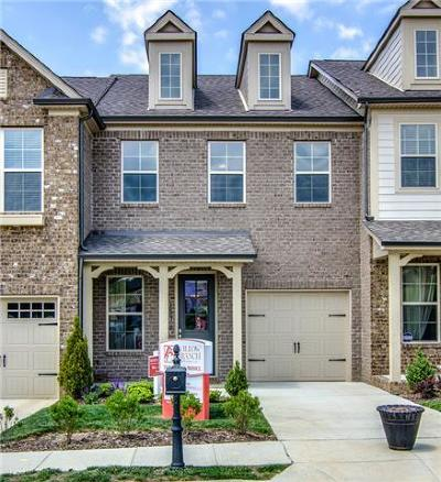Thompsons Station Condo/Townhouse Active Under Contract: 3020 Sassafras Lane (Lot 1264)