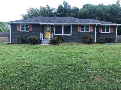 Madison Single Family Home For Sale: 1004 N Graycroft Ave