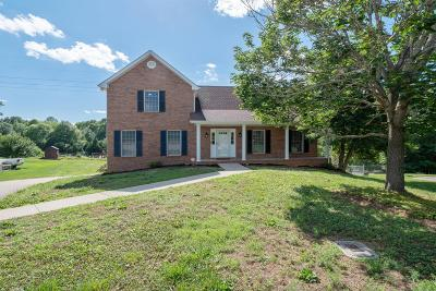 Clarksville Single Family Home For Sale: 1771 Viola Ct