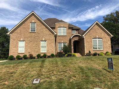 Murfreesboro Single Family Home For Sale: 4422 Garcia Blvd