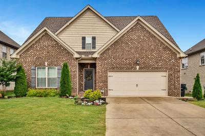 Murfreesboro Single Family Home For Sale: 1237 Hensfield Drive