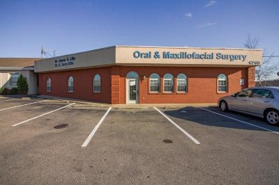 Adams, Clarksville, Springfield, Dover Commercial For Sale: 1718 Memorial Dr