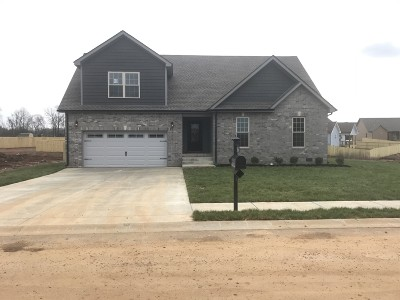 Clarksville Single Family Home For Sale: 429 Autumnwood Farms