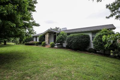 Old Hickory Single Family Home Active Under Contract: 500 Brandywine Dr